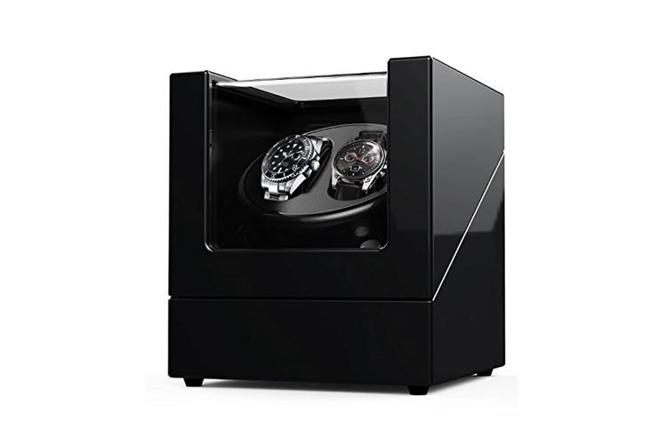 remontoir montre automatique Rolex triple tree